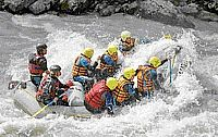 Rafting in Ötztal